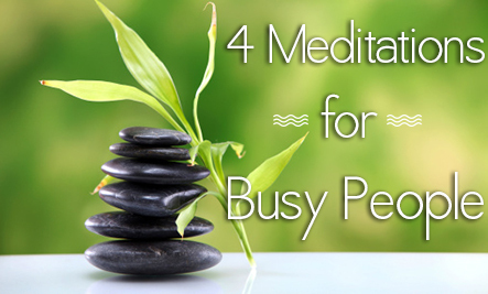 4 Free Guided Mediation Videos