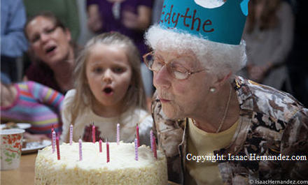 The Birthday Wish of a 105-Year-Old Activist