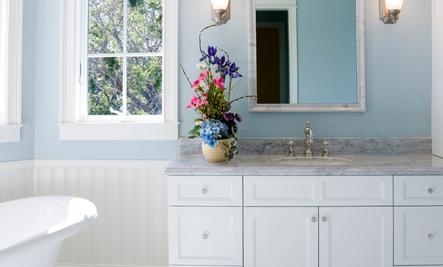 How to Turn an Average Bathroom into a Spa Bathroom