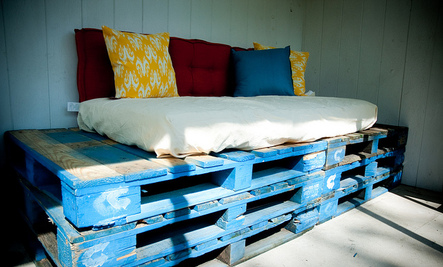 furniture made out of pallets. 9 Pieces Of Furniture Made From Shipping Pallets Out R