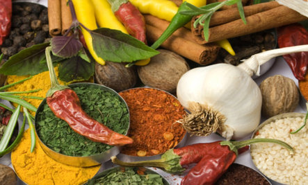 Top 5 Fat-Burning Spices