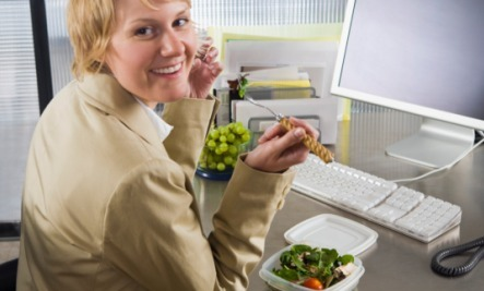 10 Simple Ways to Stay Healthy at Work
