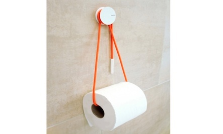 Creative Toilet Roll Holders for Your Bathroom