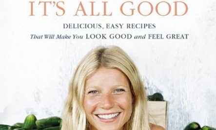 Gwyneth Paltrow's New Diet and Cookbook are All Good