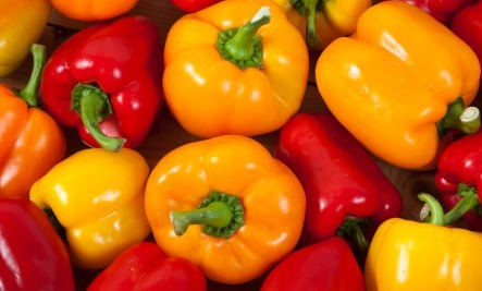 Peppers nutritional benefits hot sexual