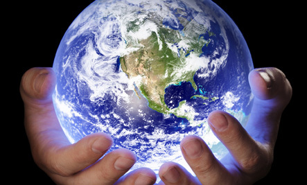 One Voice on Earth – What Are We Feeding the Field on Earth Day?