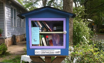 Little Free Library: Books for Everyone!
