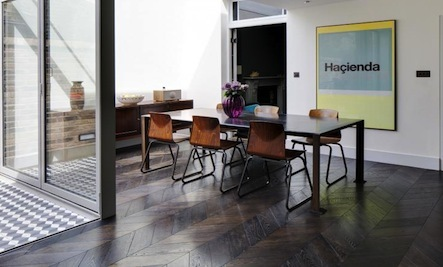 Herringbone and Chevron: Do You Know The Difference?