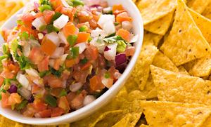 Homemade Chips and Salsa (Recipes)