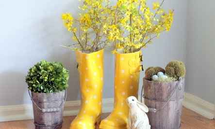 4 Trendy Spring Decor Projects to Do Now