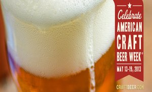 5 Ways To Celebrate American Craft Beer Week