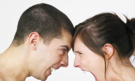 10 Rules For Fighting With Your Partner