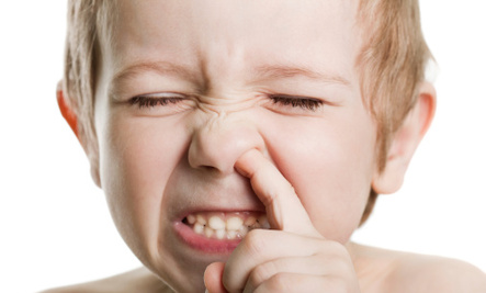 Boogers May Be Good for You
