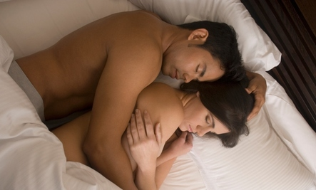 Want Better Sex? Give It Time