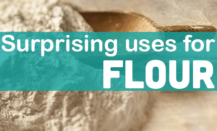 16 Surprising Uses for Flour