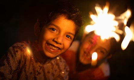 Firework Safety Tips (Infographic)