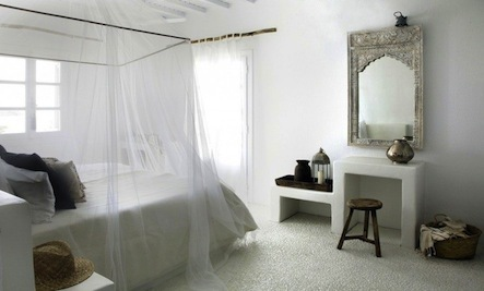 Stylish Bedrooms That Keep the Bugs Out