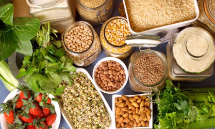 Top 40 Whole Food Sources of Fiber