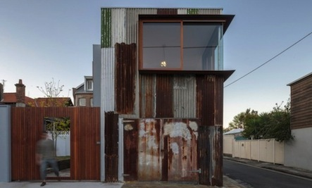 A Tin Shed Turned Office & Studio
