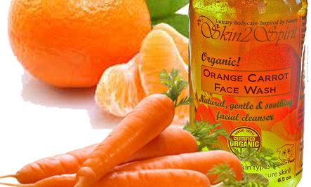 5 Natural Face Cleansers, Plus a DIY Recipe