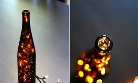 16 Ways to Reuse Wine Bottles