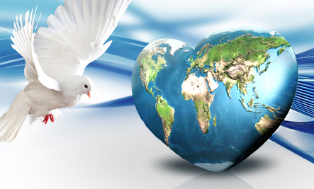 Love First: Peace Follows, World Peace