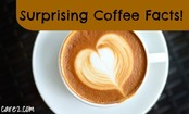 10 Surprising Coffee Facts