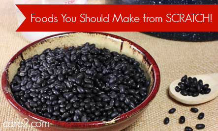 10 Foods that You Should Make from Scratch