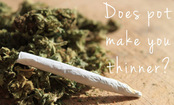 Does Marijuana Make You Thin?
