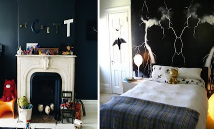 8 Kids' Bedrooms With A Gothic Edge