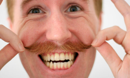 5 Better Things Men Can Do for Cancer than Grow a Moustache