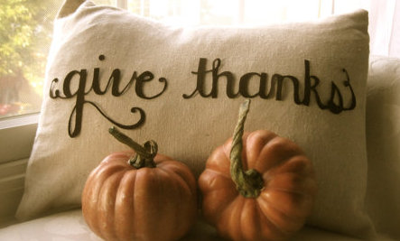 10 Awesome Handmade Thanksgiving Decorations