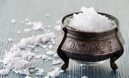 Table Salt vs. Sea Salt?