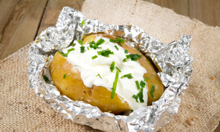 Why Baked Potatoes Are Among The Healthiest Foods You Can Eat