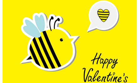 Valentine's Love for Bees and More Environmental News