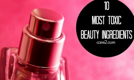 Top 10 Toxic Beauty Ingredients to Avoid