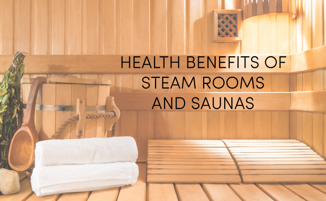 The Health Benefits Of Steam Rooms And Saunas | Care2 Healthy Living