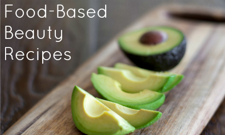 15 DIY Beauty Recipes from Food-Based Ingredients
