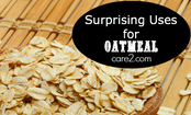 10 Surprising Uses for Oatmeal