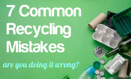 7 Recycling Mistakes You're Probably Making