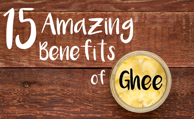 15 Amazing Benefits Of Ghee | Care2 Healthy Living