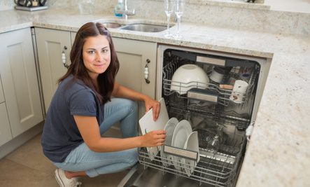 6 Mistakes You're Probably Making With Your Dishwasher