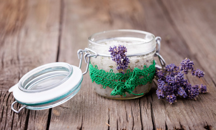 Learn How to Make Your Own Natural Body Scrub