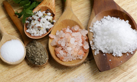 What Are the Different Types of Salt?