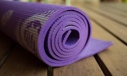 21 Ways to Repurpose an Old Yoga Mat