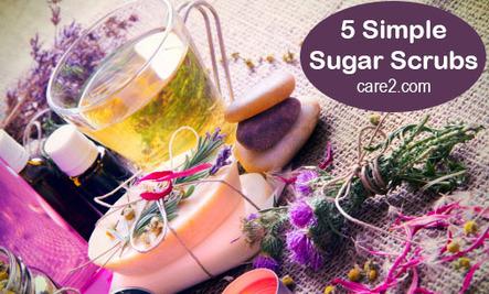 One Sugar Scrub, 5 Ways