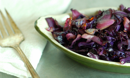 Salty Sweet Roasted Cabbage – Vegan & Delicious