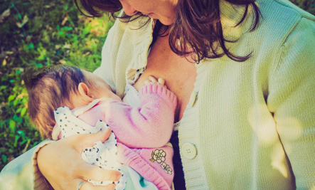 Is Breastfeeding Vegan?