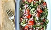 Easy Summer Rice Salad