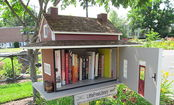 There's a Lot to Love About Little Free Libraries